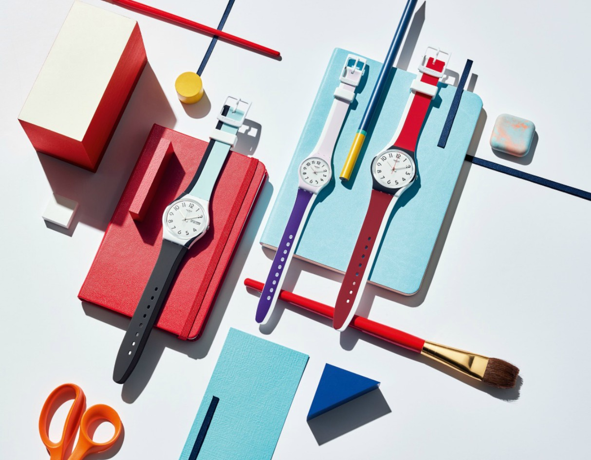 Bauhaus Swatch Bau Watch Collection 4