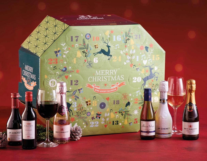 Alternative Advent Calendars 2019 Aldi Wine