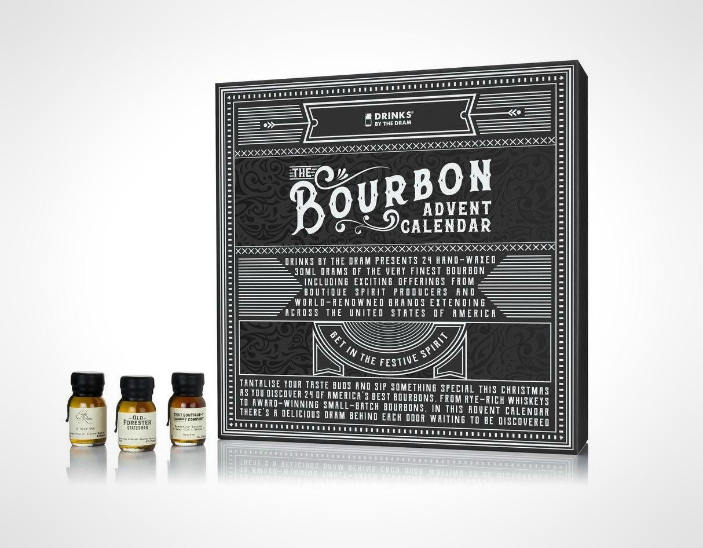 Alternative Advent Calendars 2019 Bourbon Whiskey
