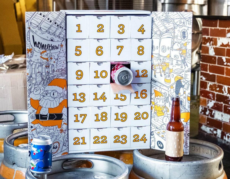Alternative Advent Calendars 2019 HonestBrew Beers
