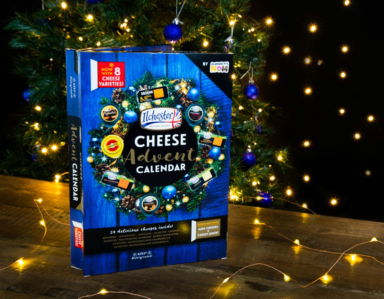Alternative Advent Calendars 2019 Ilchester Cheese