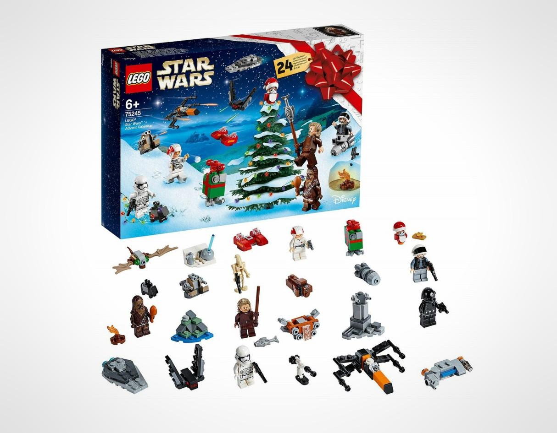 Alternative Advent Calendars 2019 LEGO Star Wars