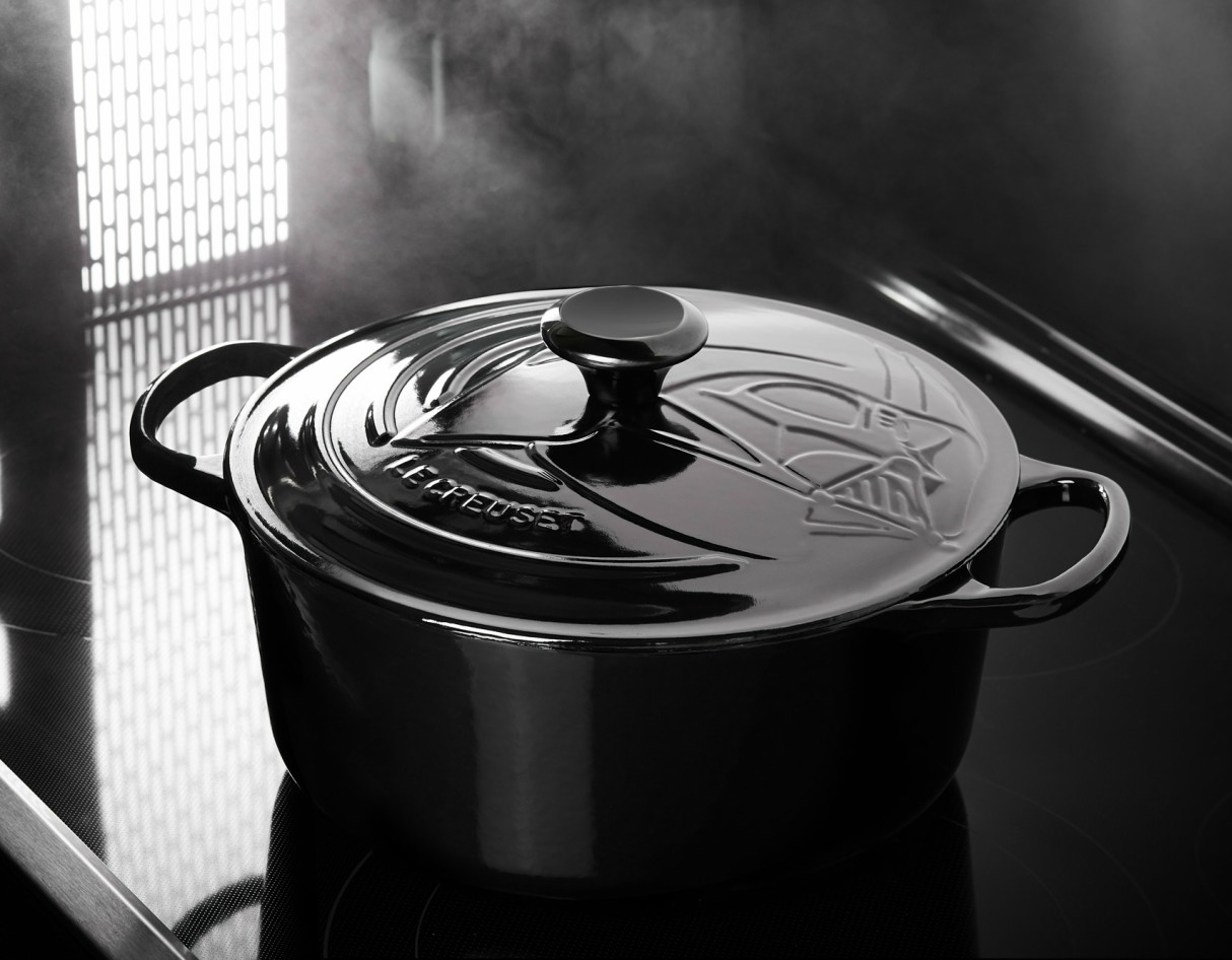 Star Wars Le Creuset Kitchenware Cookware