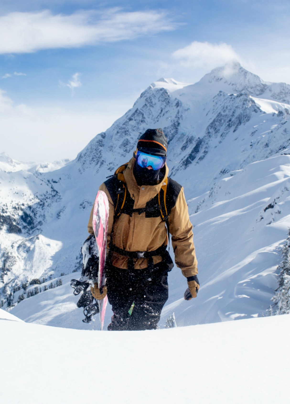 The North Face DRT Collection Skiwear