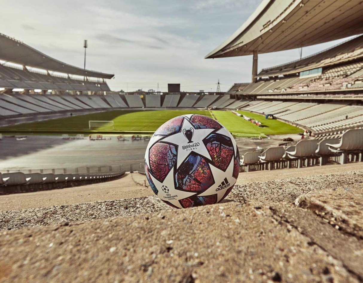 adidas Unveil 'Finale Istanbul' Champions League Final Ball 1