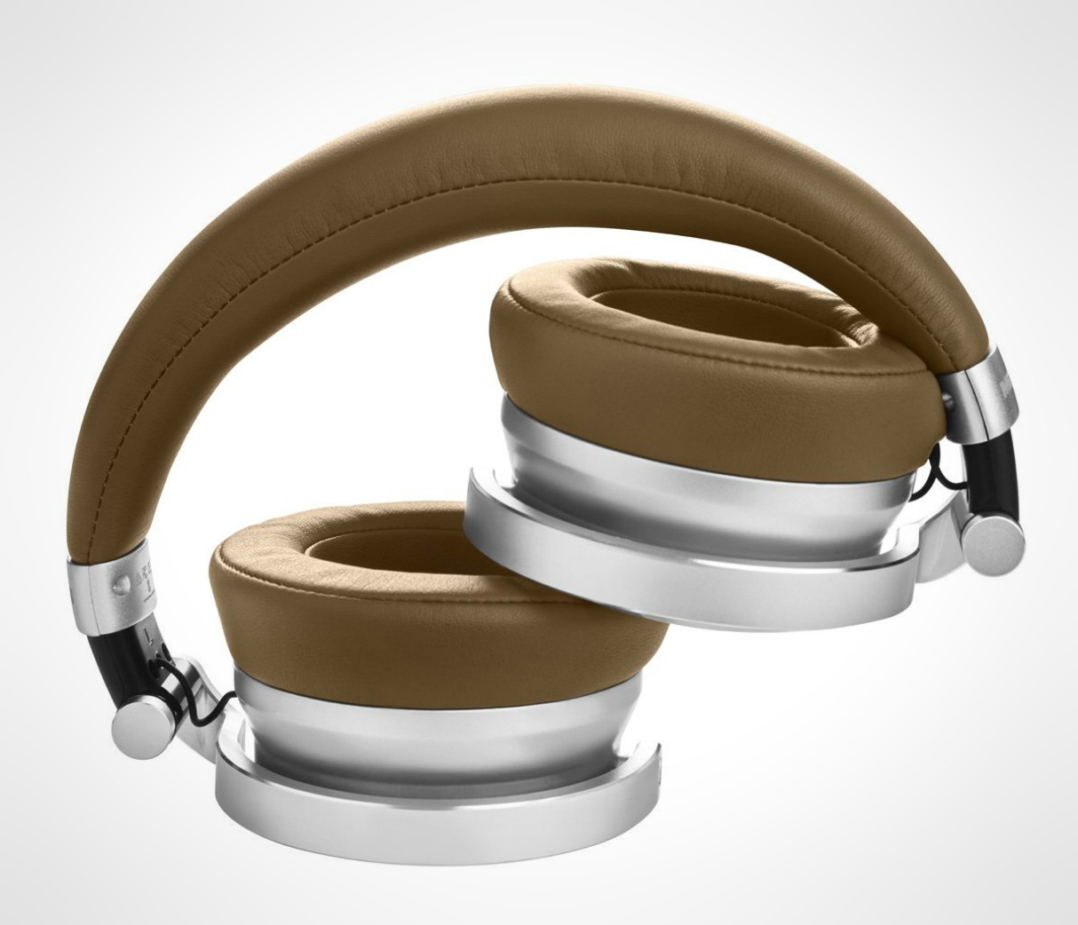 Meters Music Launches Wireless OV-1-B-CONNECT HD Headphones Tan