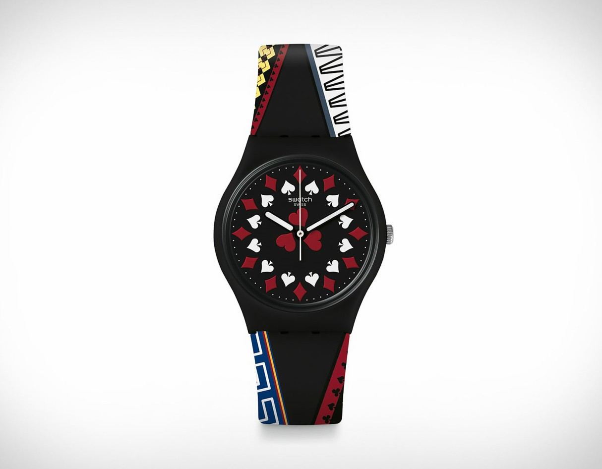 Swatch James Bond 007 Watch Collection Casino Royale