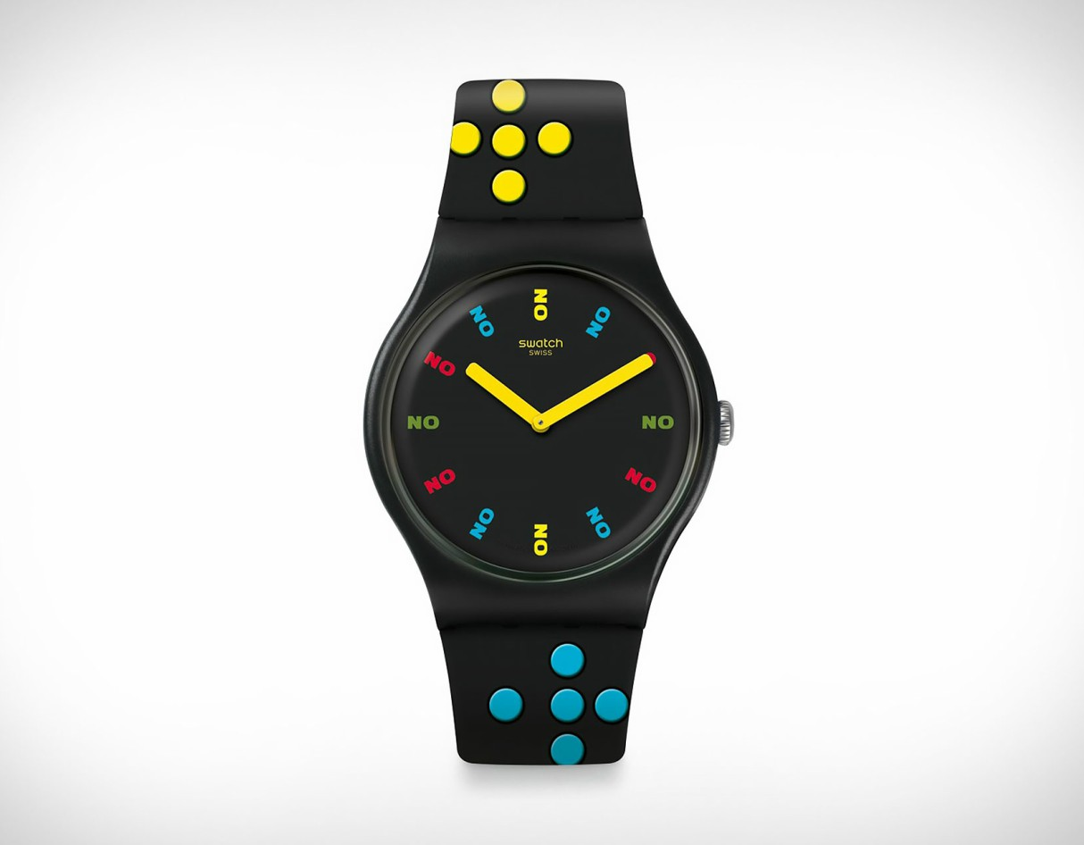 Swatch James Bond 007 Watch Collection Dr No