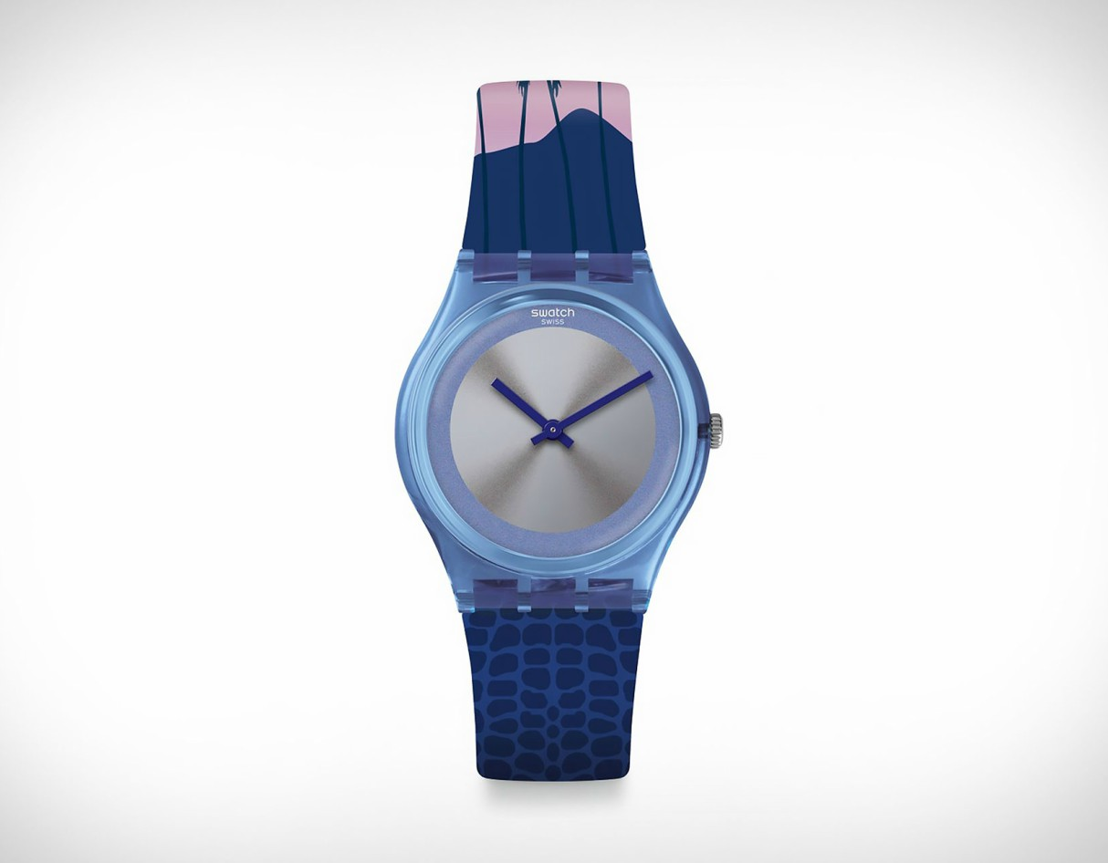 Swatch James Bond 007 Watch Collection License to Kill