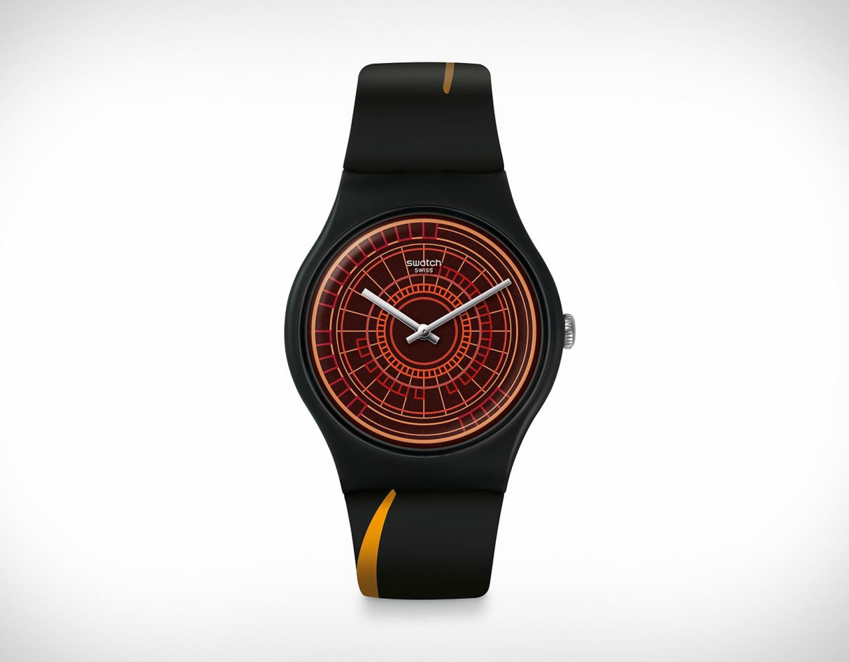 Swatch James Bond 007 Watch Collection World Is Not Enough