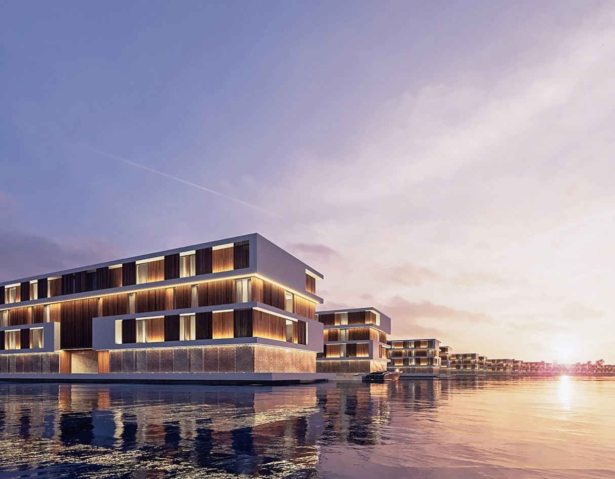 Plans for Floating Hotels at 2022 World Cup in Qatar Released 1