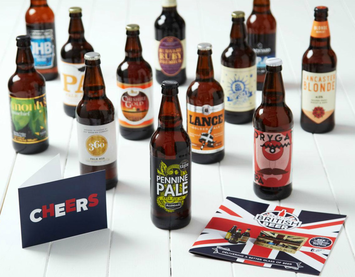 Best UK Beer Subscriptions Best of British