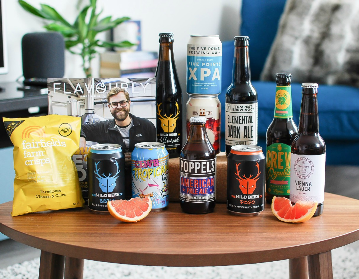 Best UK Beer Subscriptions Flavourly