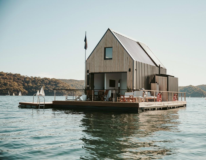 'Lilypad' Floating Villa 6