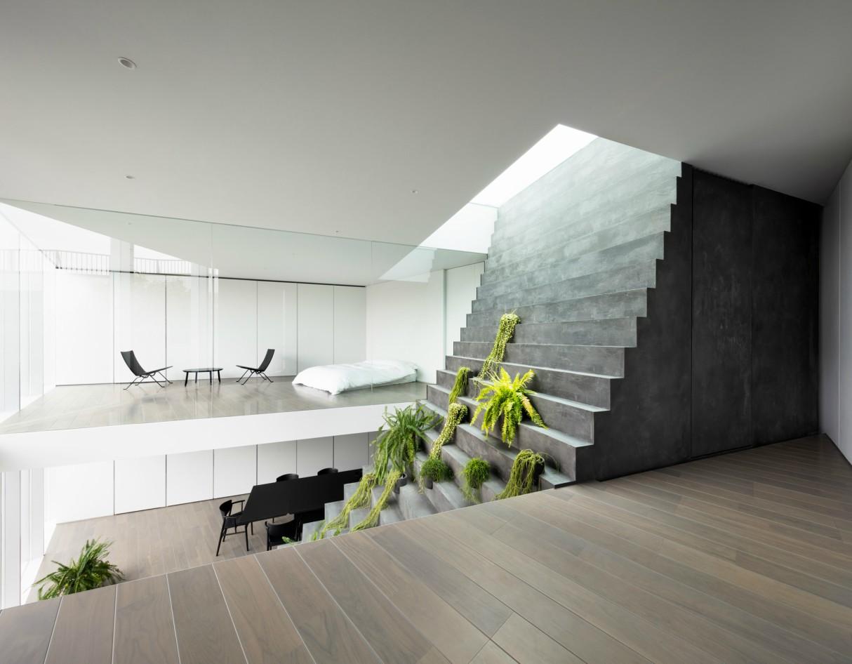nendo Stairway House Tokyo Japan 5